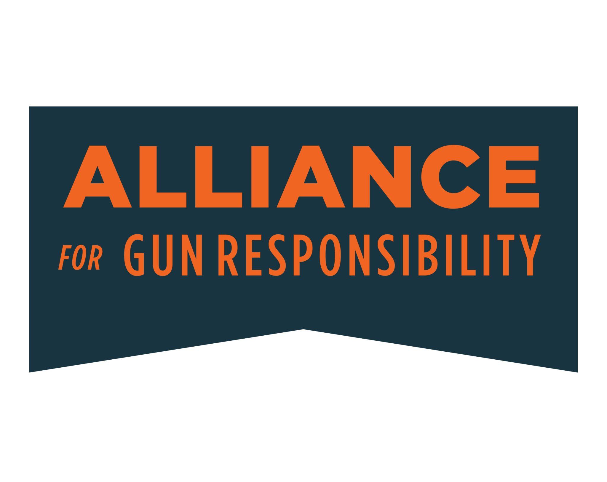 Image result for alliance for gun responsibility logo